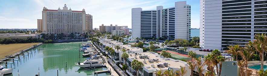 Sarasota Building Booms