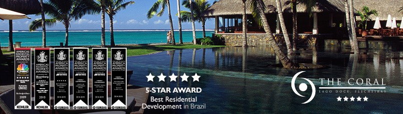 The Coral Wins Best Residential Development in Brazil
