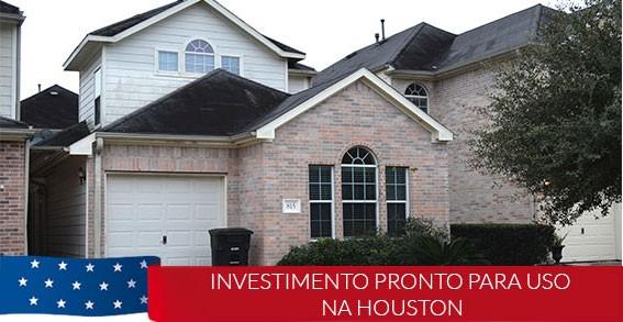 Investimento em Condomínio em Houston