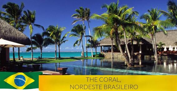 The Coral, Nordeste Brasileiro