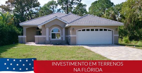 Investimento em Terreno na Florida