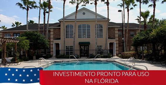 Investimento Pronto Para Uso na Florida