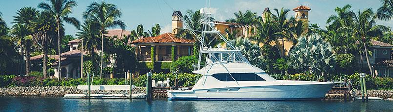 Sun Shines on Florida Property
