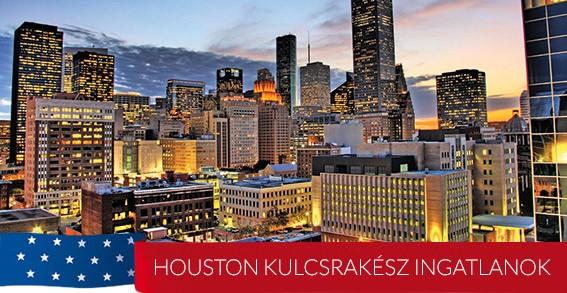 Houston Lakás Befektetés