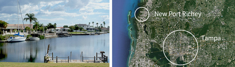 New Port Richey Property Ticks All Location Boxes