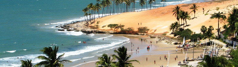 Ceará is Northeast Brazil Holiday Favourite