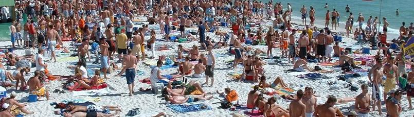 FLORIDA POPULATION READY FOR POST-LOCKDOWN BOOM