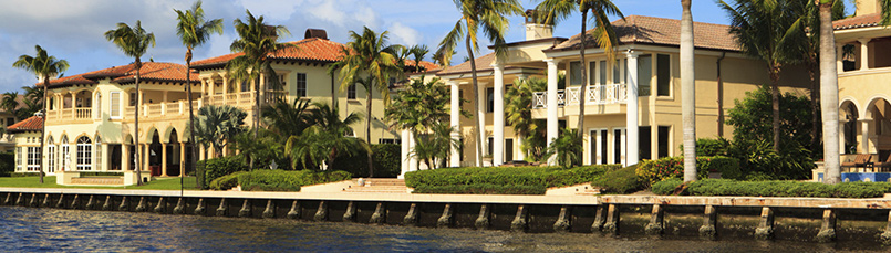 International buyers prefer Florida property
