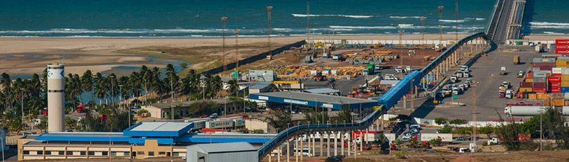 Pecem Port expects to double business this year