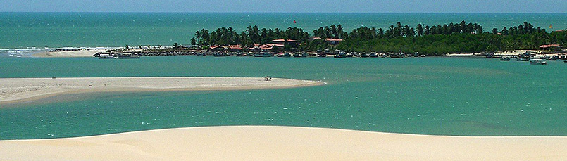 Everyone's talking about these beaches in Northeast Brazil