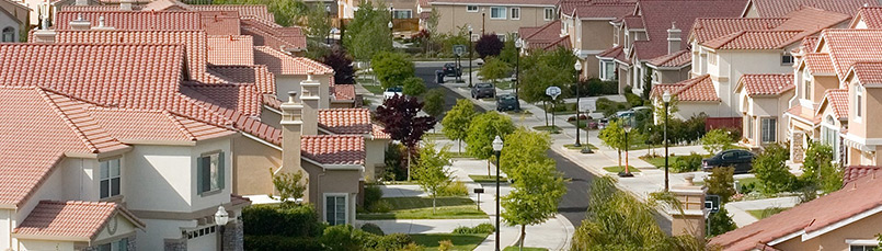 More US properties rented in suburbs
