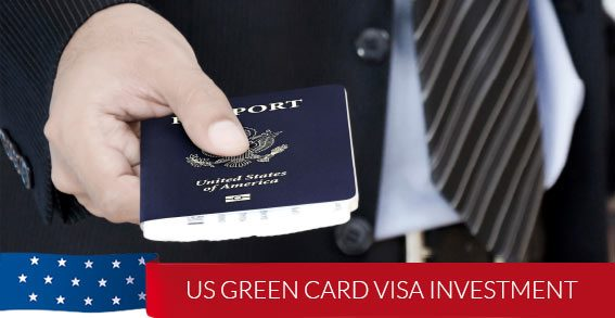 US Green Card Visa Investment