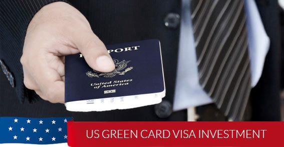 US Green Card Visa Investment