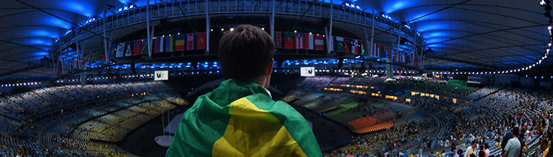 Gold Medal for Brazilian Tourism