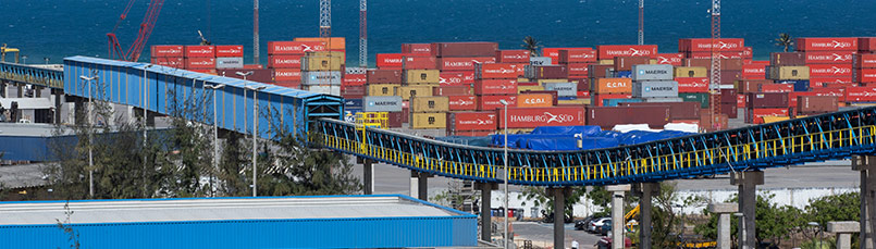 Big expansion at Pecem Port