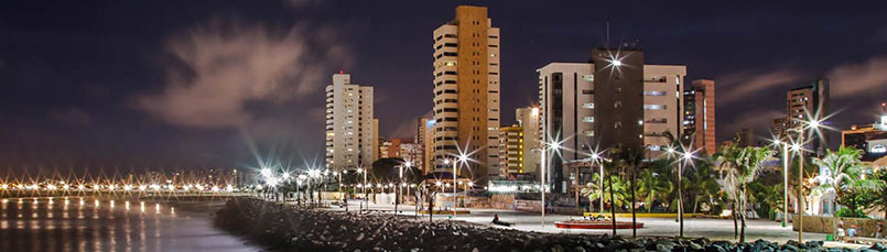 Fortaleza city of the future