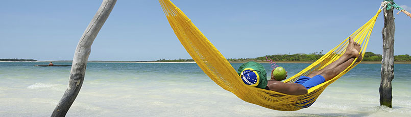 The Brazilian Cancun, the place to be in Ceará