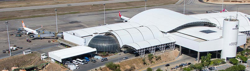 More international flights from Fortaleza Airport