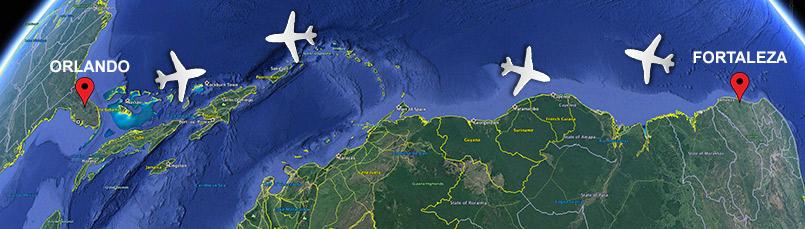Brazilian tourism returns to Orlando