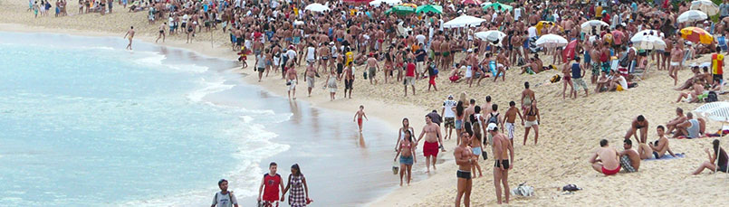 International tourism in Brazil sets new record