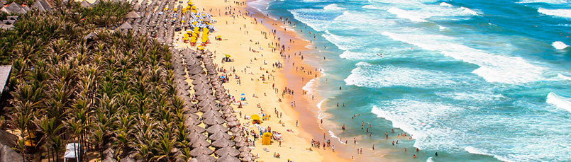 More Brazilians Plan to Spend their Summer Holiday in Fortaleza