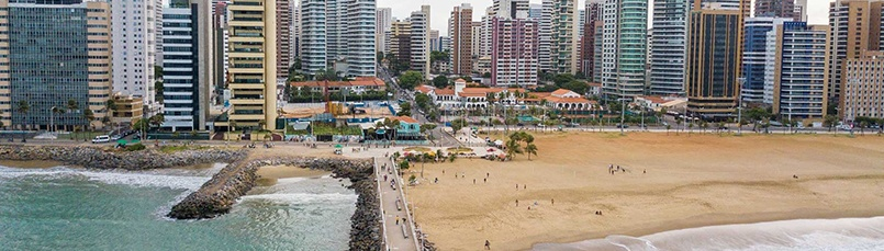 FORTALEZA PROPERTY MARKET TAKES OFF IN Q1 2019