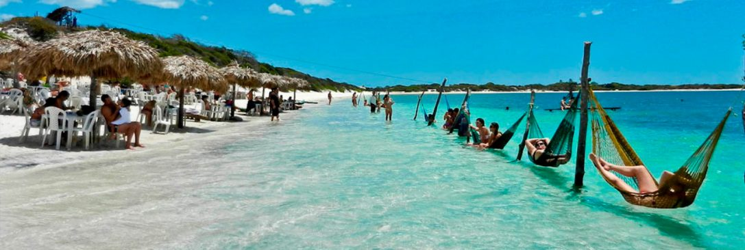 CEARA IS THE FASTEST GROWING STATE FOR TOURISM
